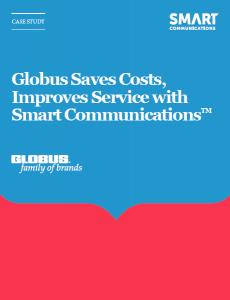 Globus Case Study