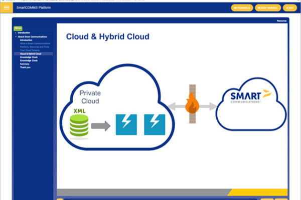 SmartCOMM for Salesforce