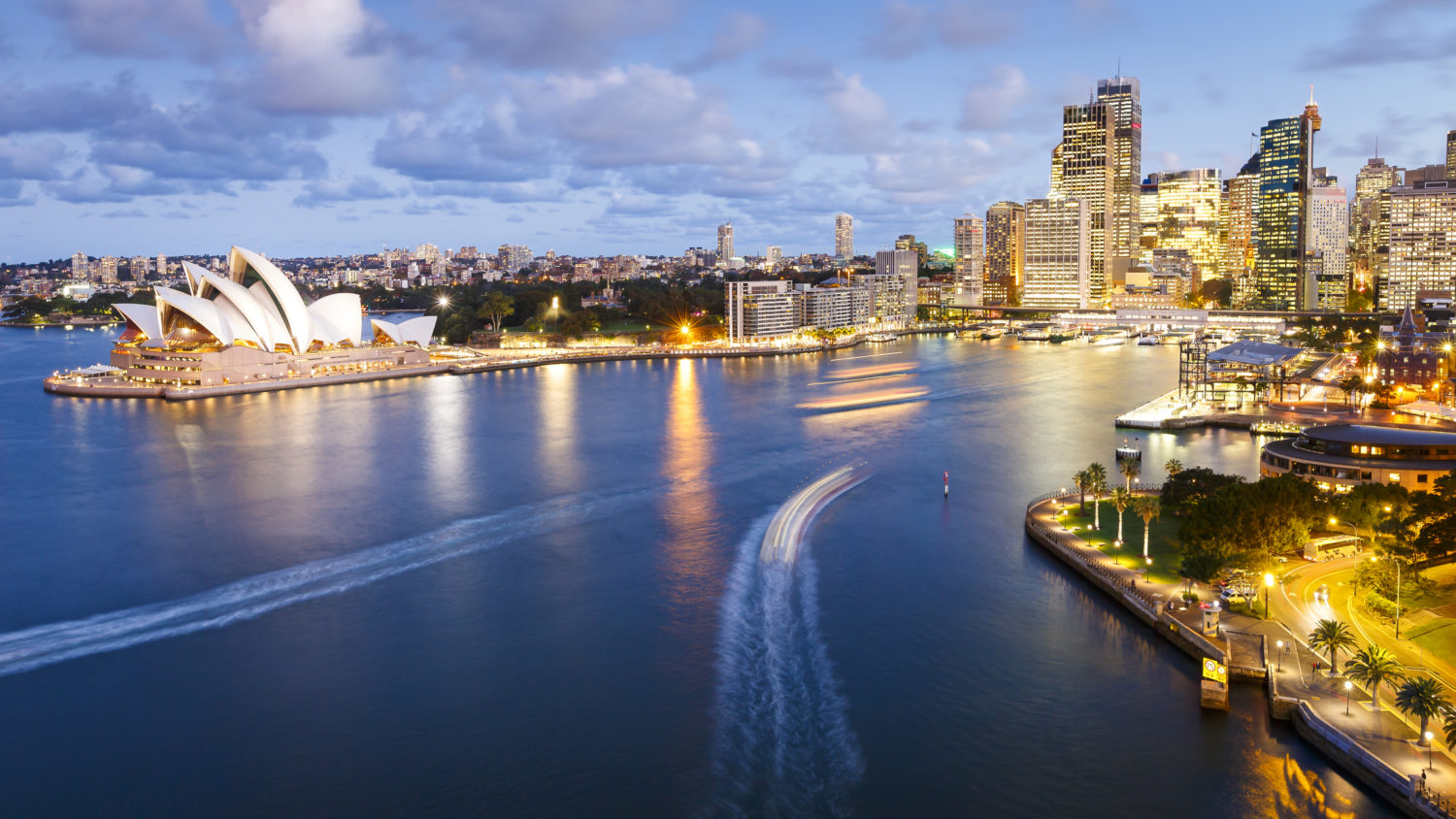 Salesforce World Tour (Sydney)