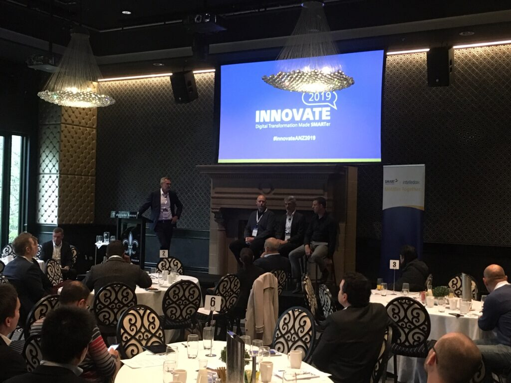 Innovate Sydney Customer Panel Discussion