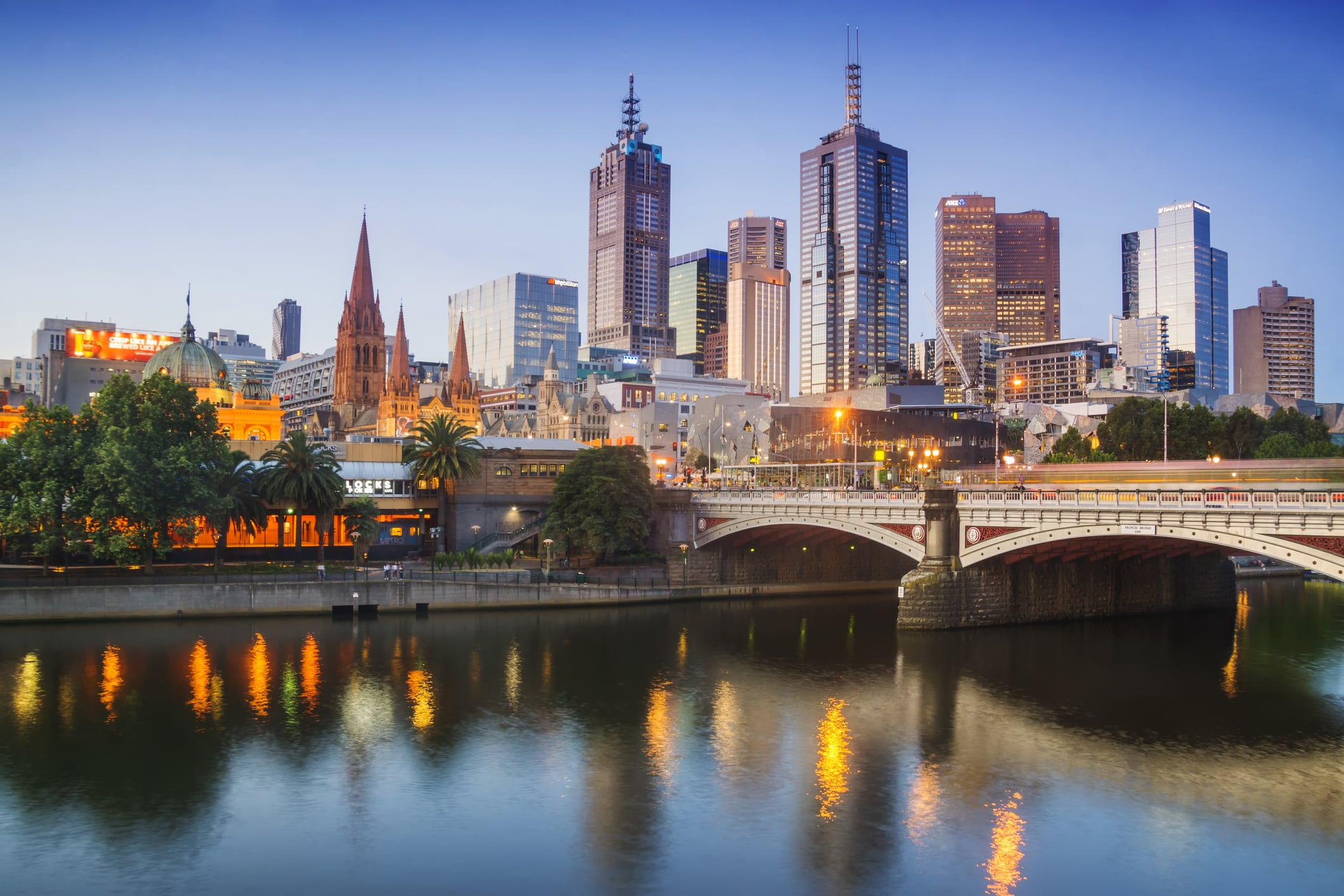 Future of Financial Services, Melbourne 2020