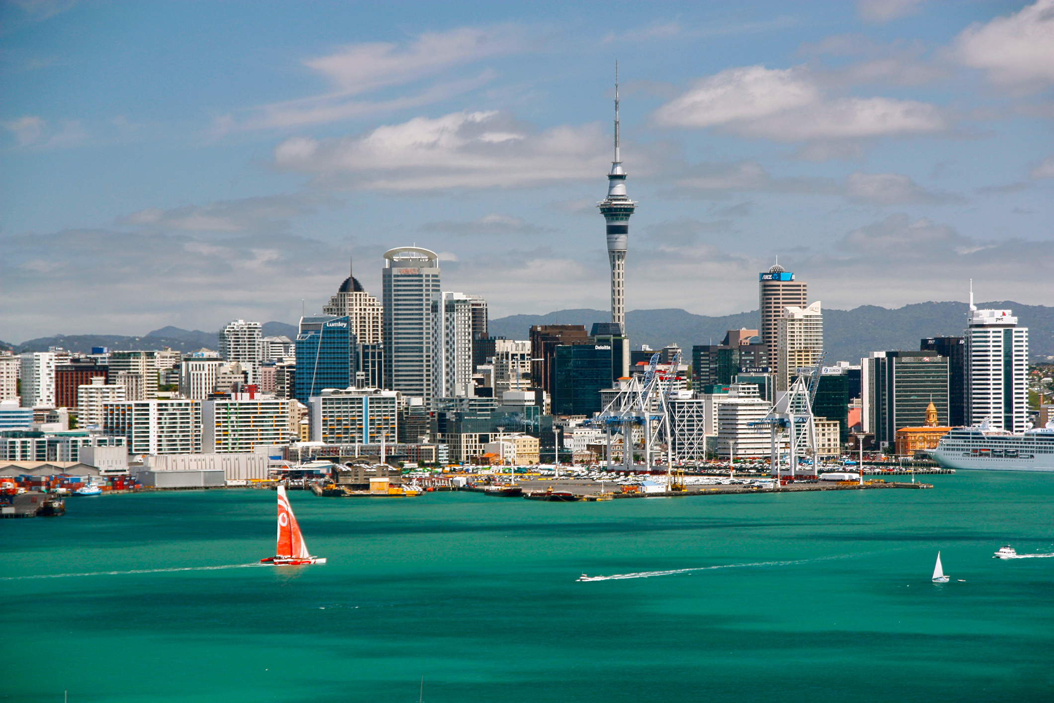 Future of Financial Services, Auckland 2020