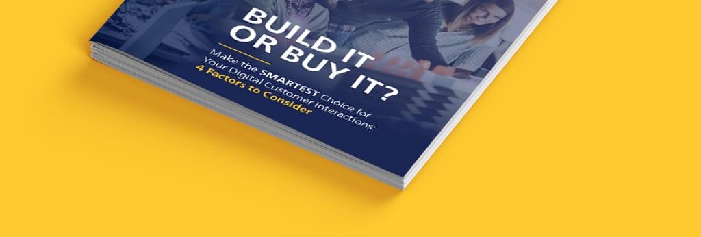 Buy It vs Build It eBook