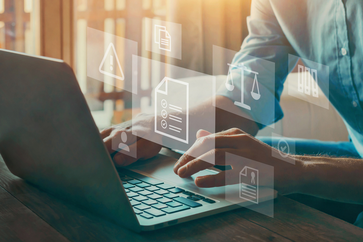 How Financial Institutions Can Remove Friction from Data Collection for KYC and AML Compliance